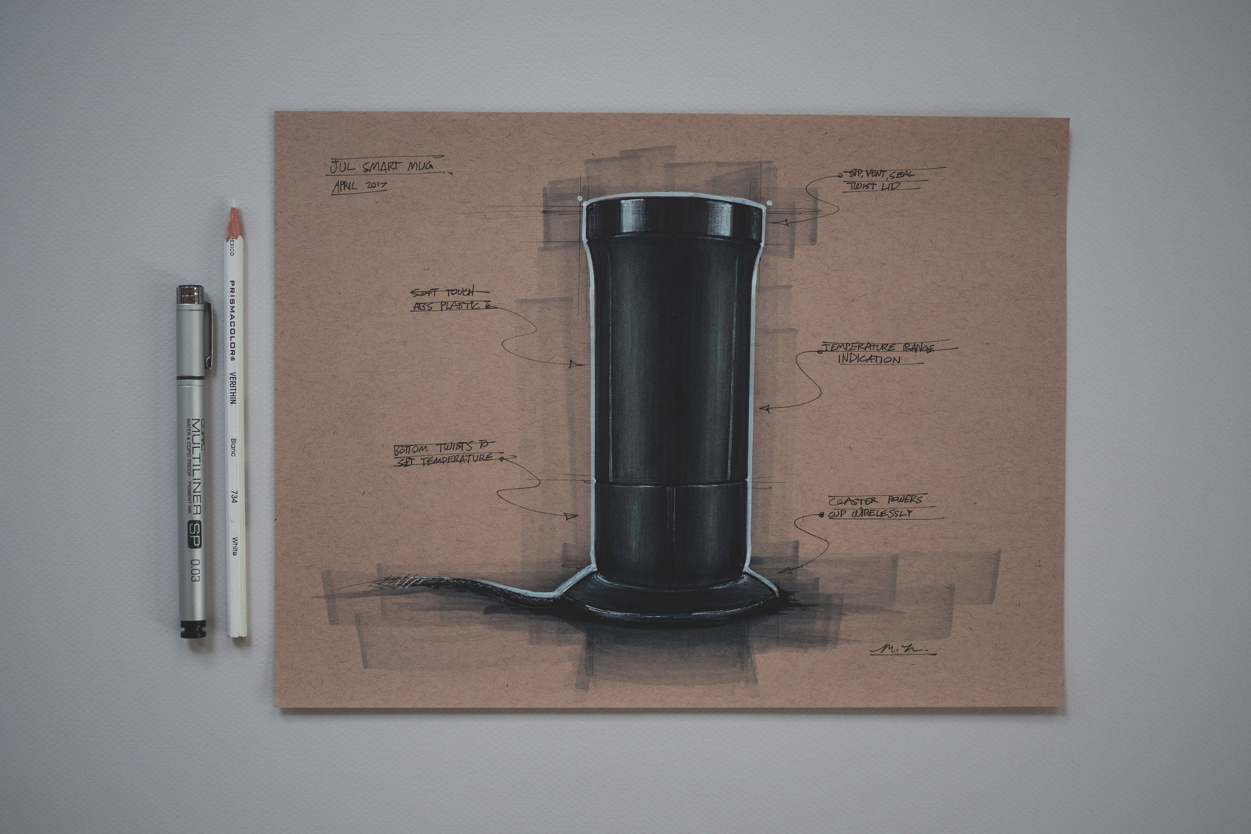 McKay's Concept Sketching