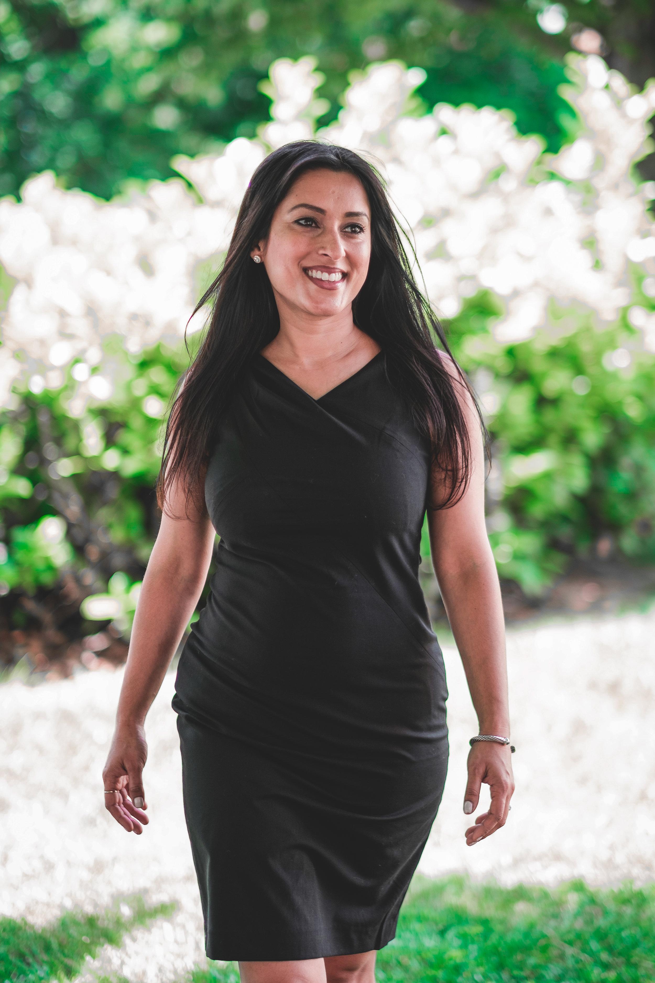 Monica Bassi motivational speaker