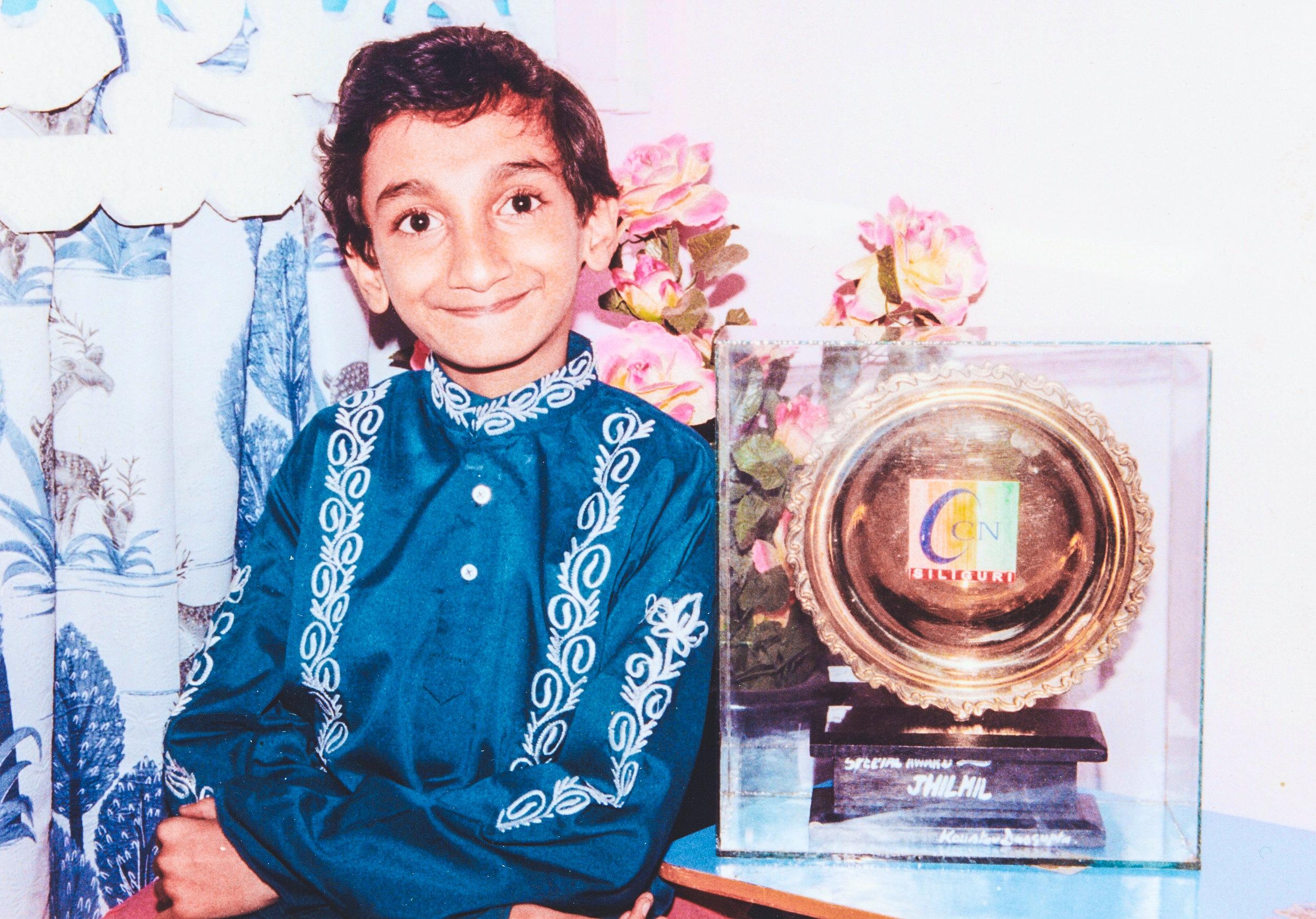 Sai Kaustuv Dasgupta Inspiration