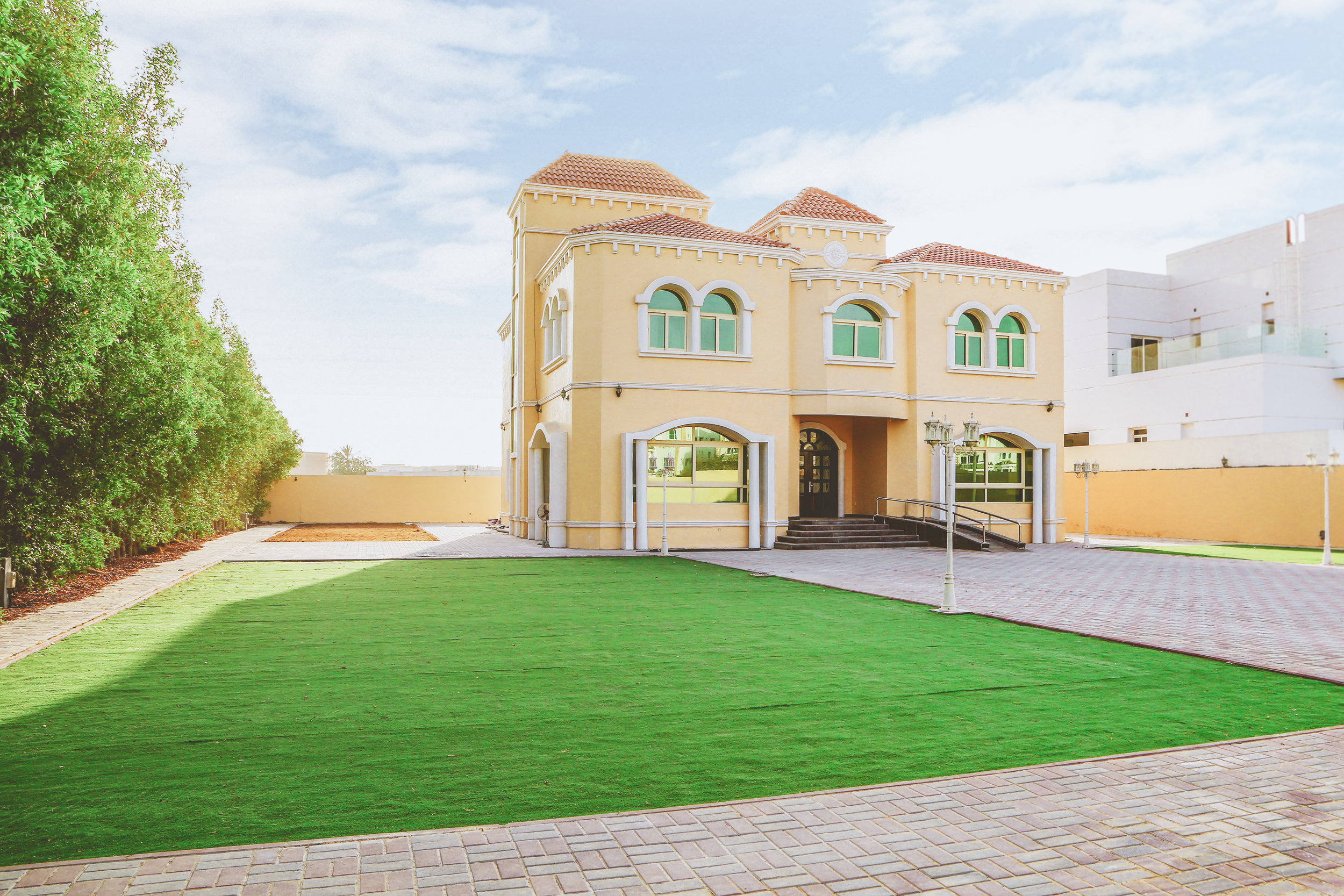 Integreat Center in Dubai