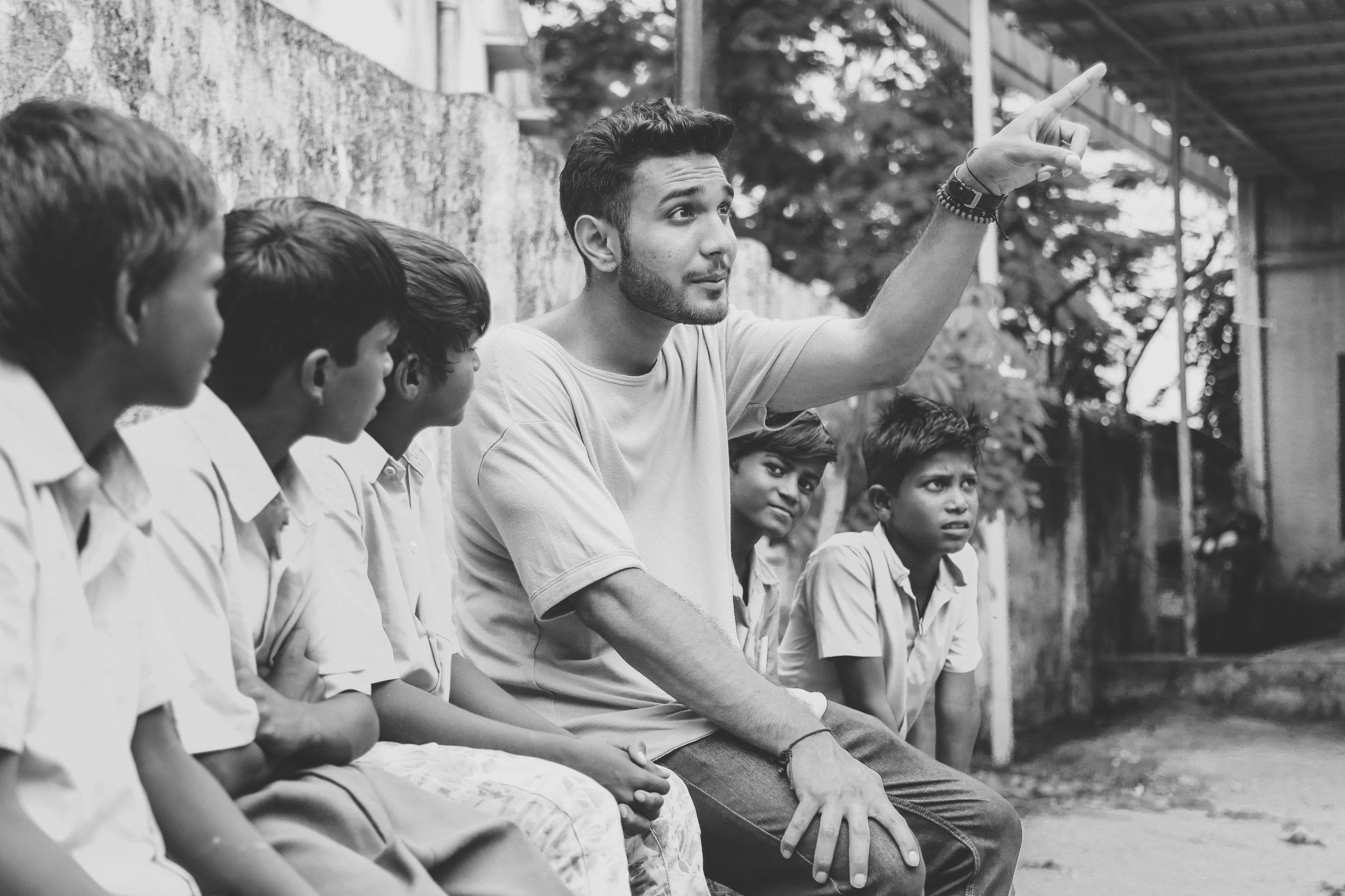 Uplift Humanity Anish Patel