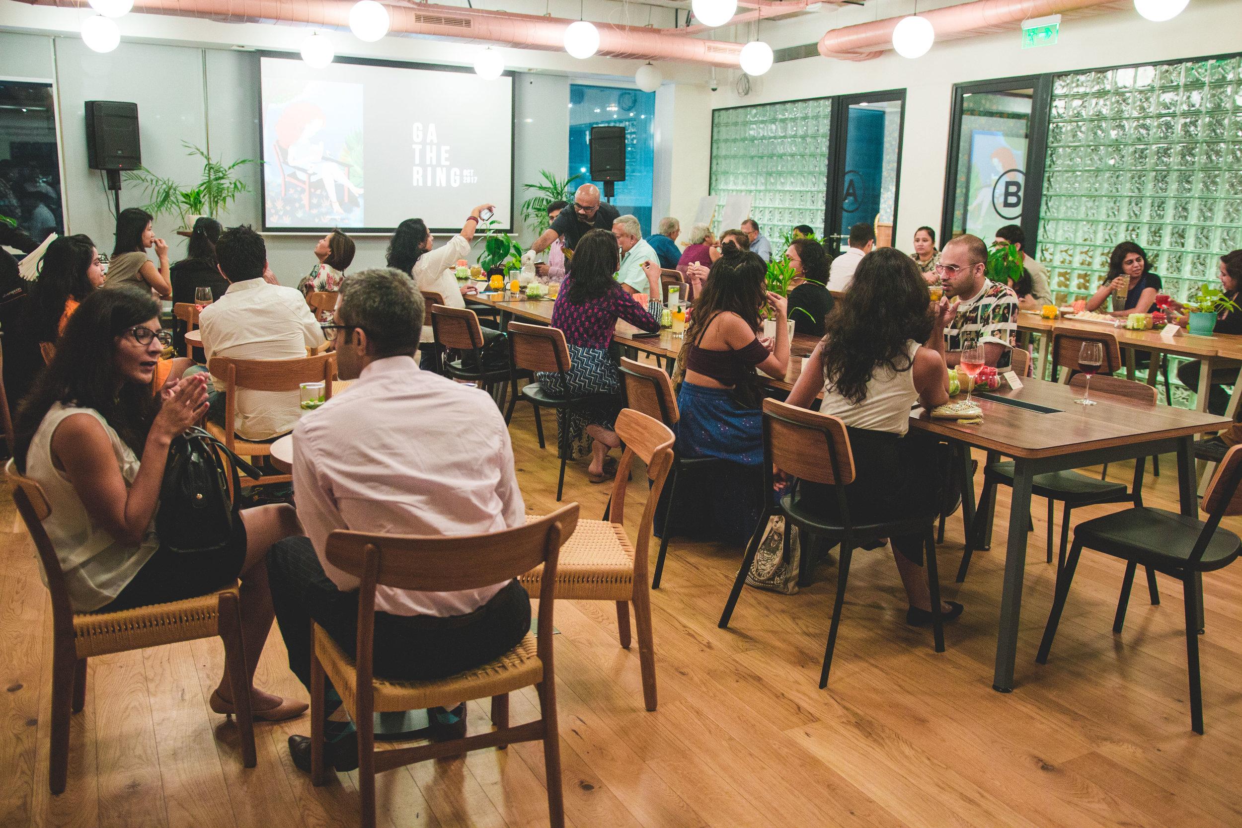 ArtShouldTempt X WeWork Gathering Oct 17 Invitees Image 2