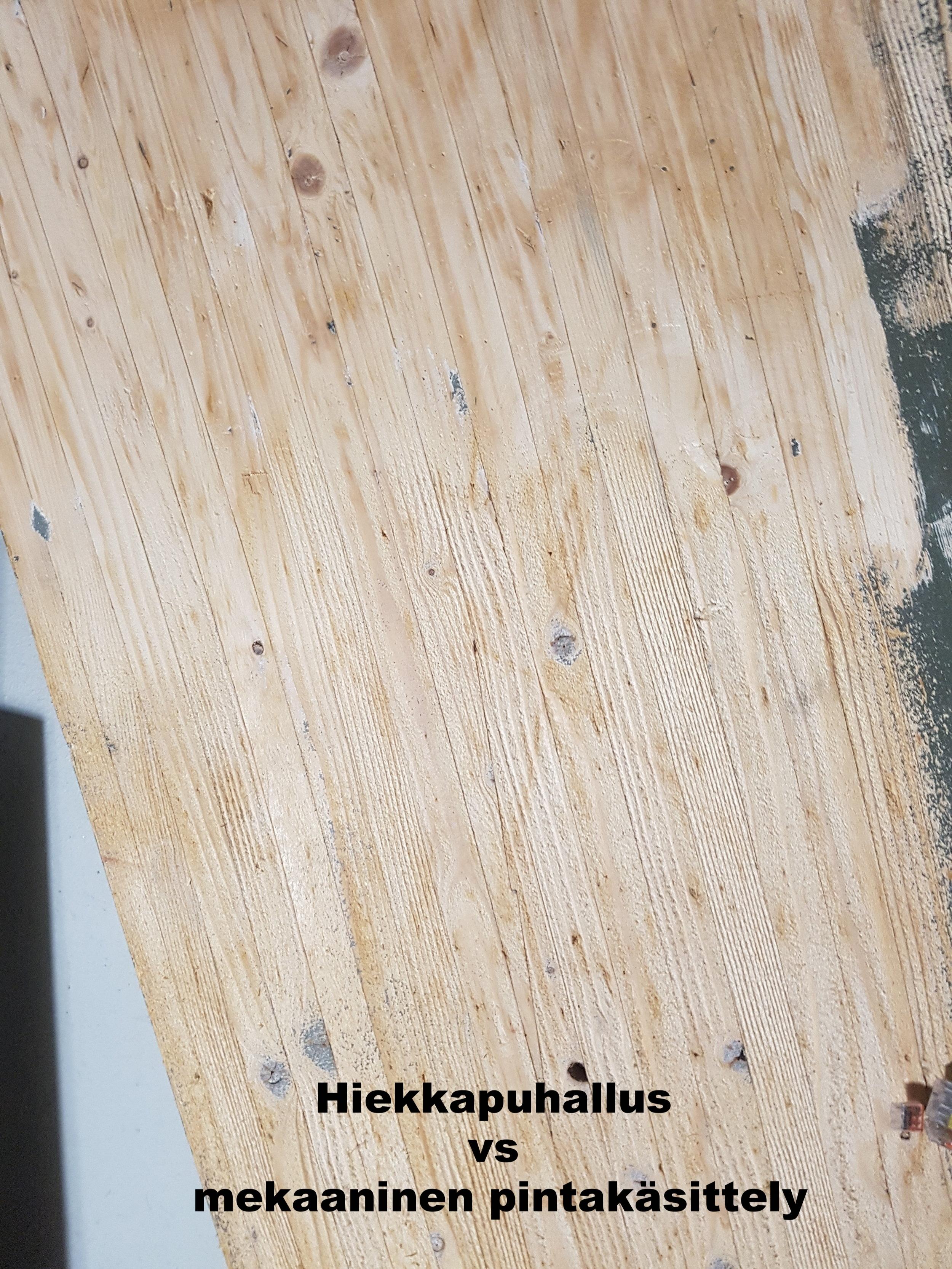 Sako riihimäki hiekkaäpuhallus vs mekaaninen käsittely.jpg