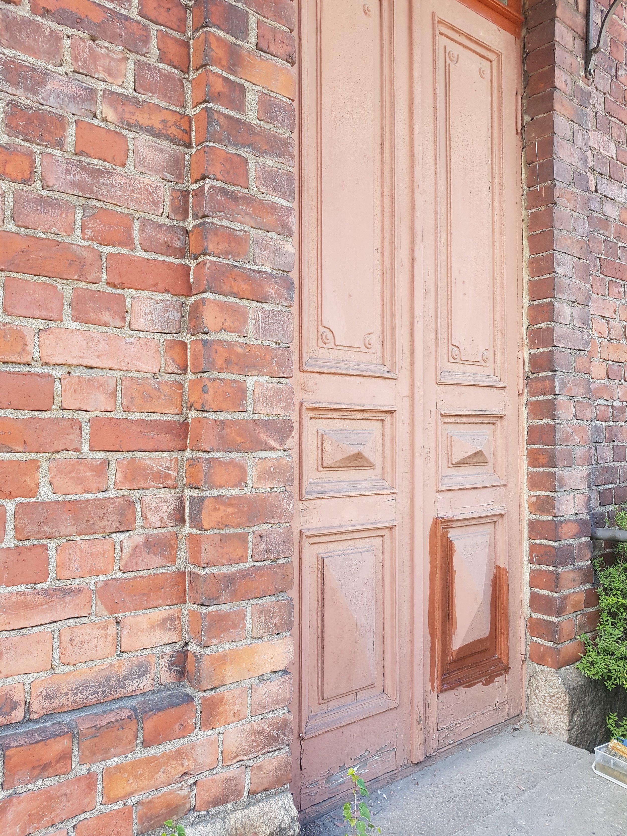 Helsinki hämeentie 178  ovi 1.jpg