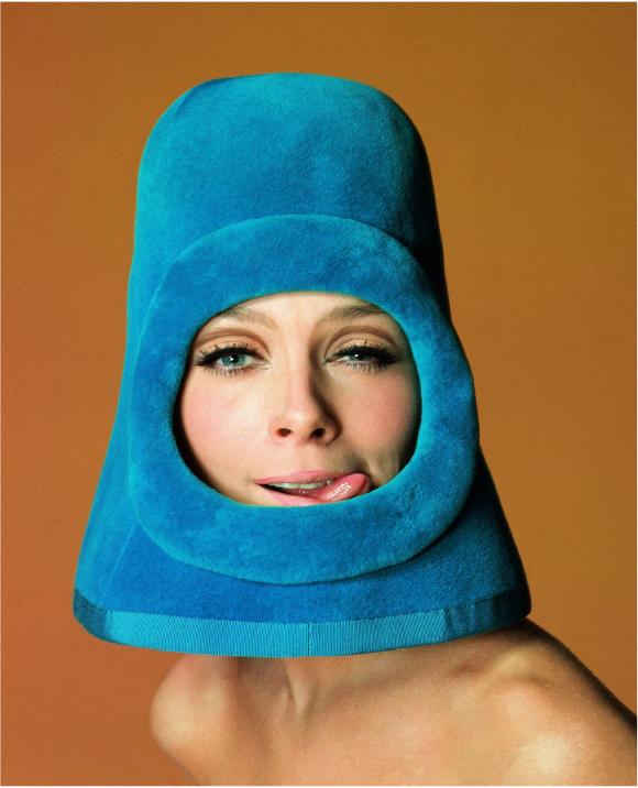 Olga, by Pierre Cardin - 1972 © Jean-Daniel Lorieux