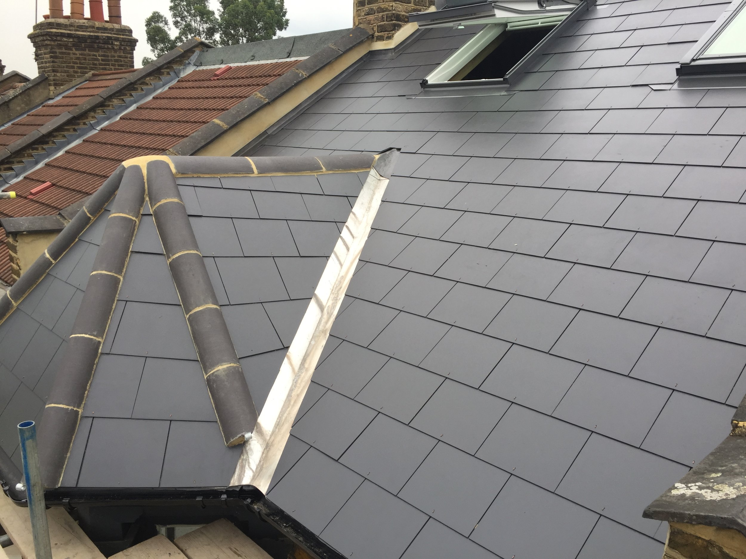 Imitation Slate re-roof.JPG