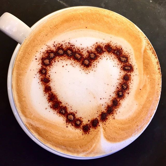 Roses are red, Violets are blue, Who loves coffee as much as we do?! :-) Happy Valentines everyone, come in and share the love with D'nisi today 😍❤ #coffee #latteart #dnisi #dnisicoffee #feelingthelove #heart #love #valentines