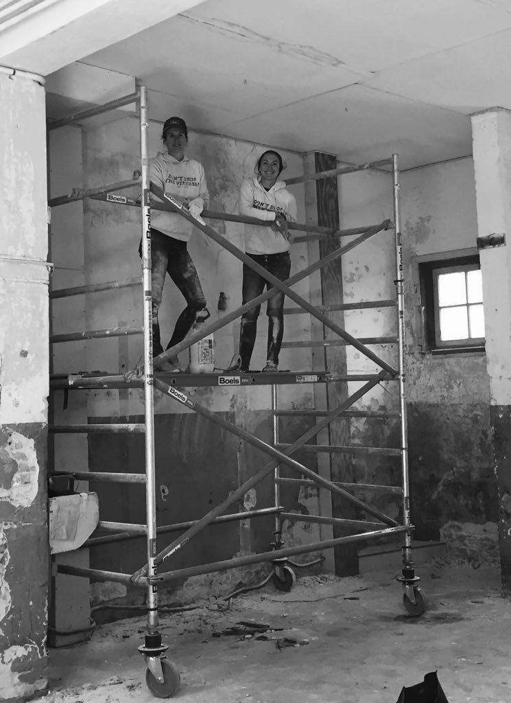 bouwvakkering