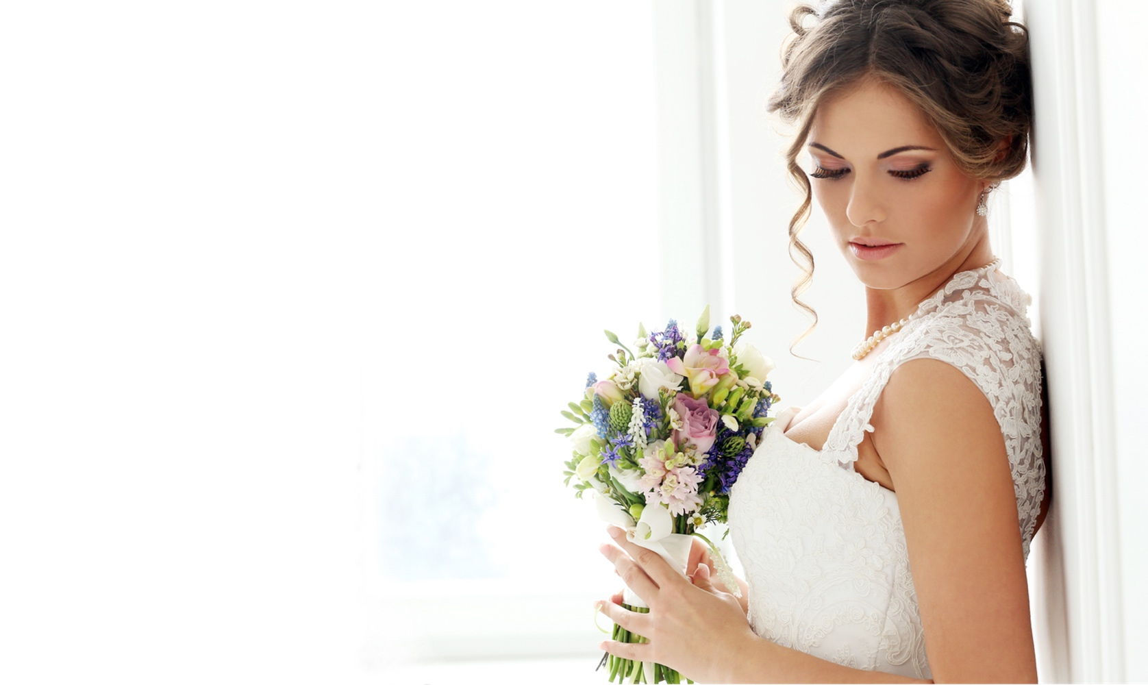 Every bride has her own style - and what you choose...