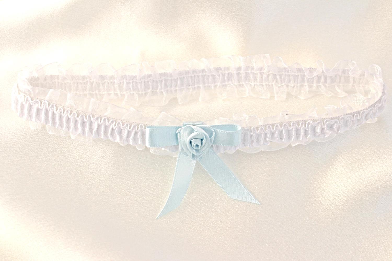 blue ribbon on white garter.jpg