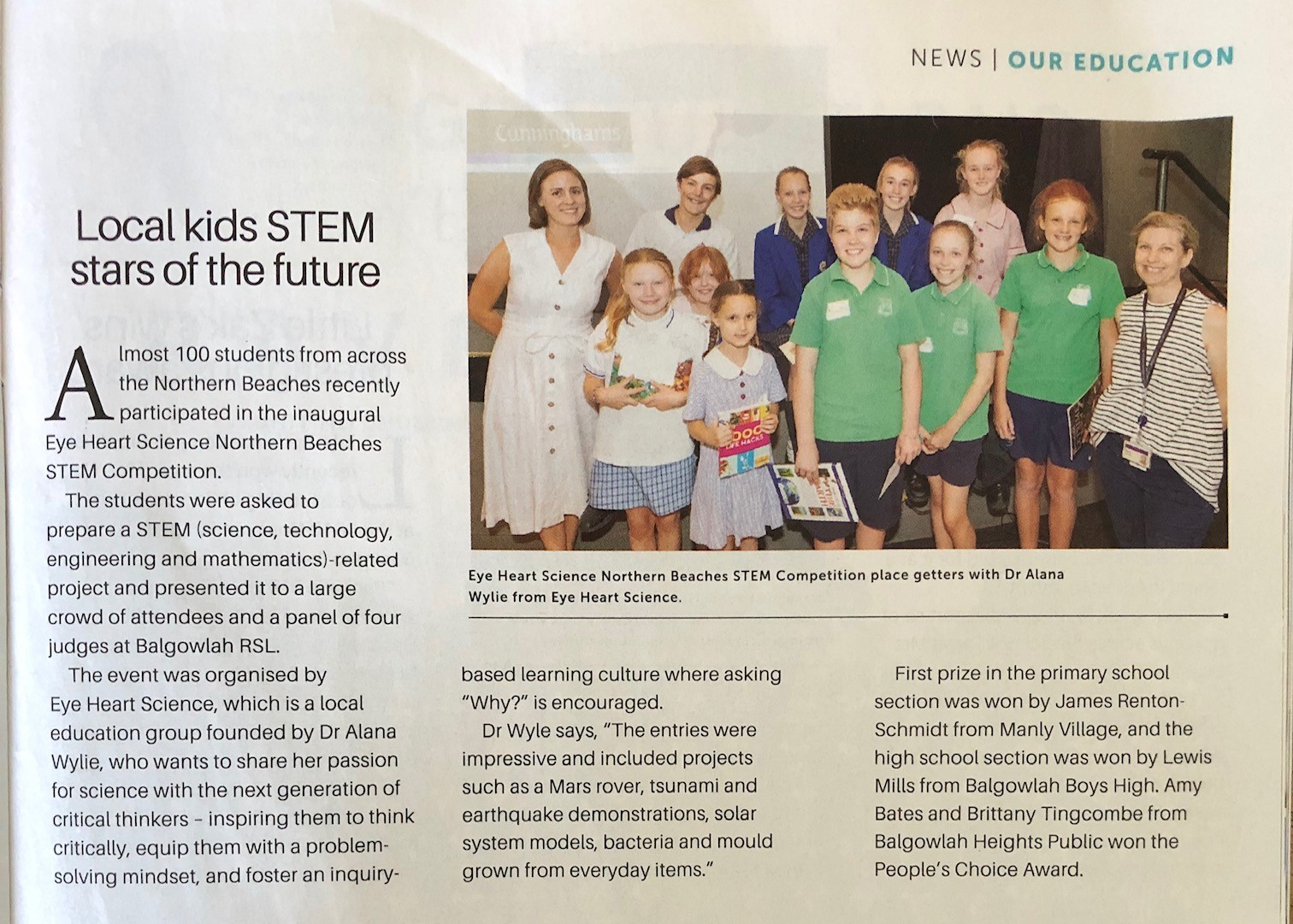 PL - EHS Northern Beaches Stem competition.jpg