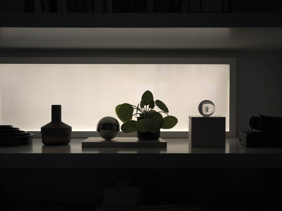30303072 FLOALT LED light panel with wireless control 30x90 white spectrum