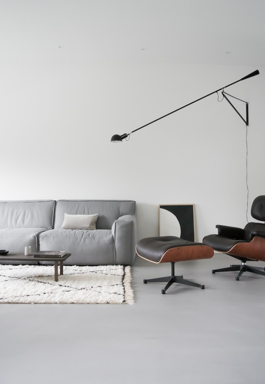 Flos design wall lamp at home aprilandmay