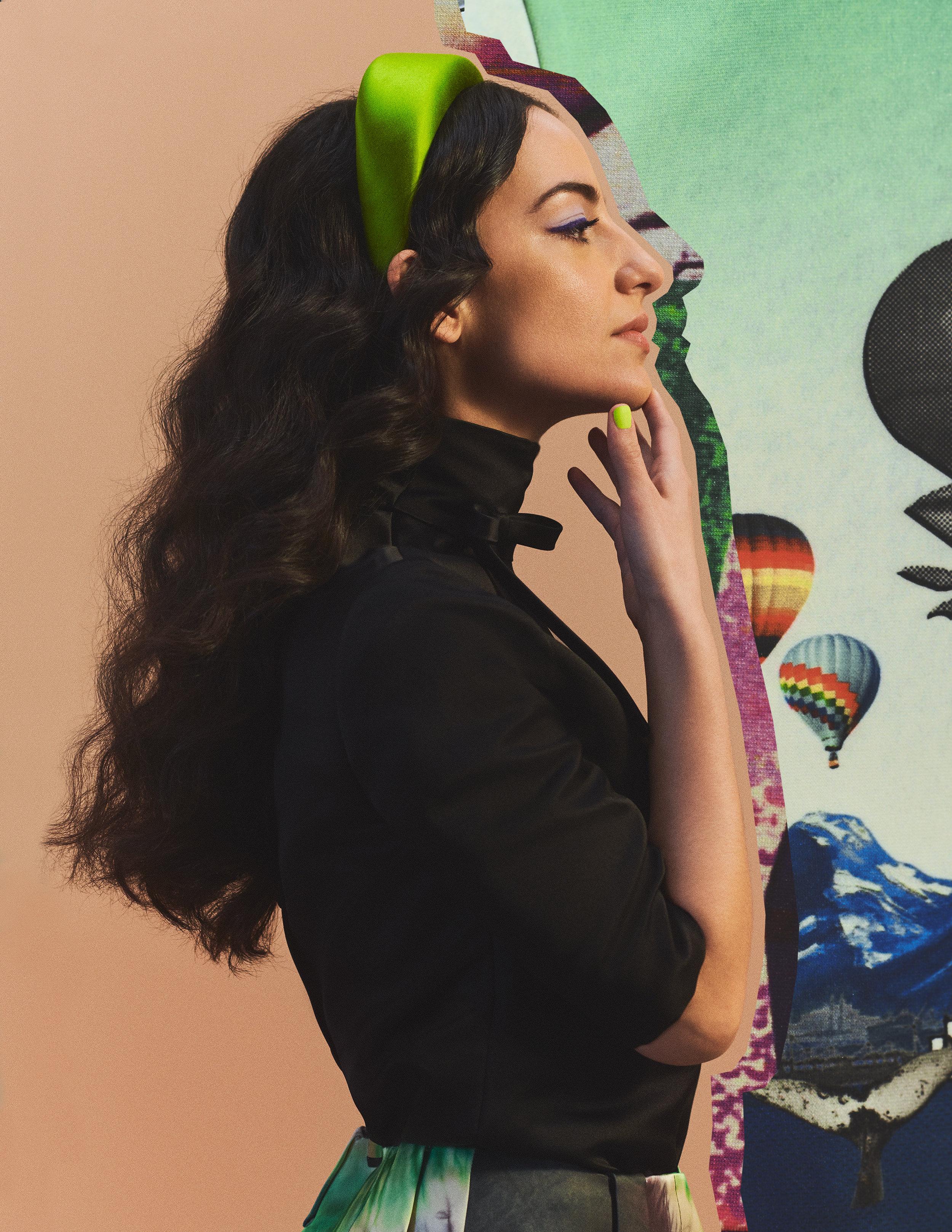 Flaunt Magazine x Prada