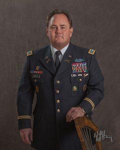 Col. Eric Welsh (Ret.)