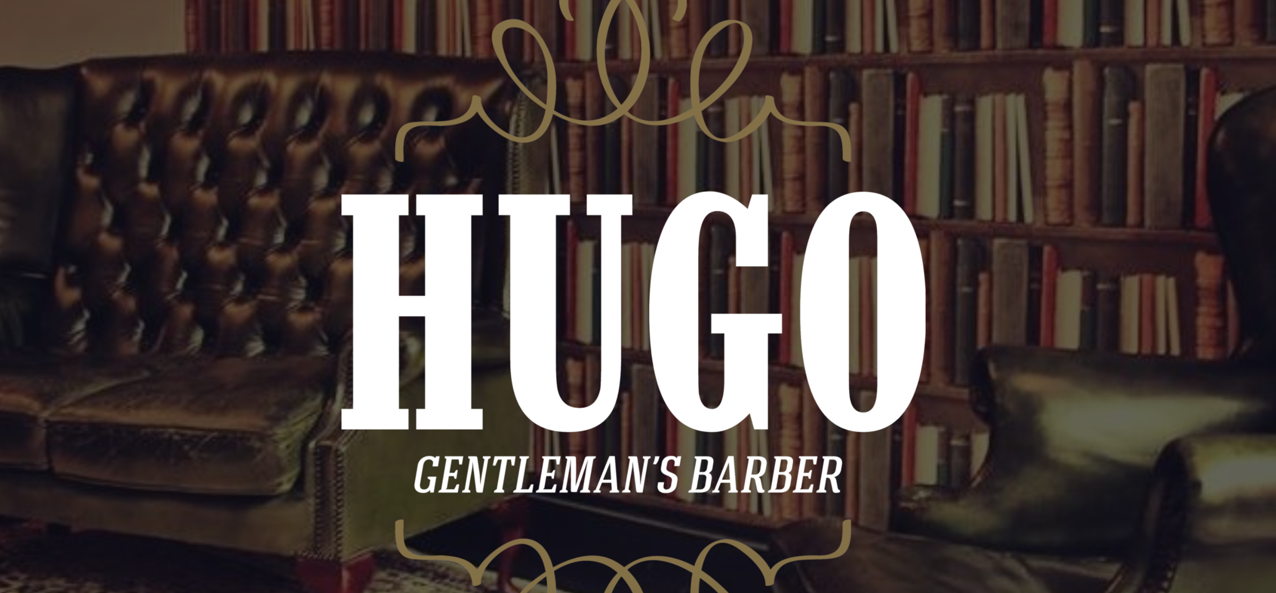 Hugo Barbers - Hugo already had a website but could not access it to make changes or edits.  We took the content and reworked it to produce this new modern, mobile friendly website.