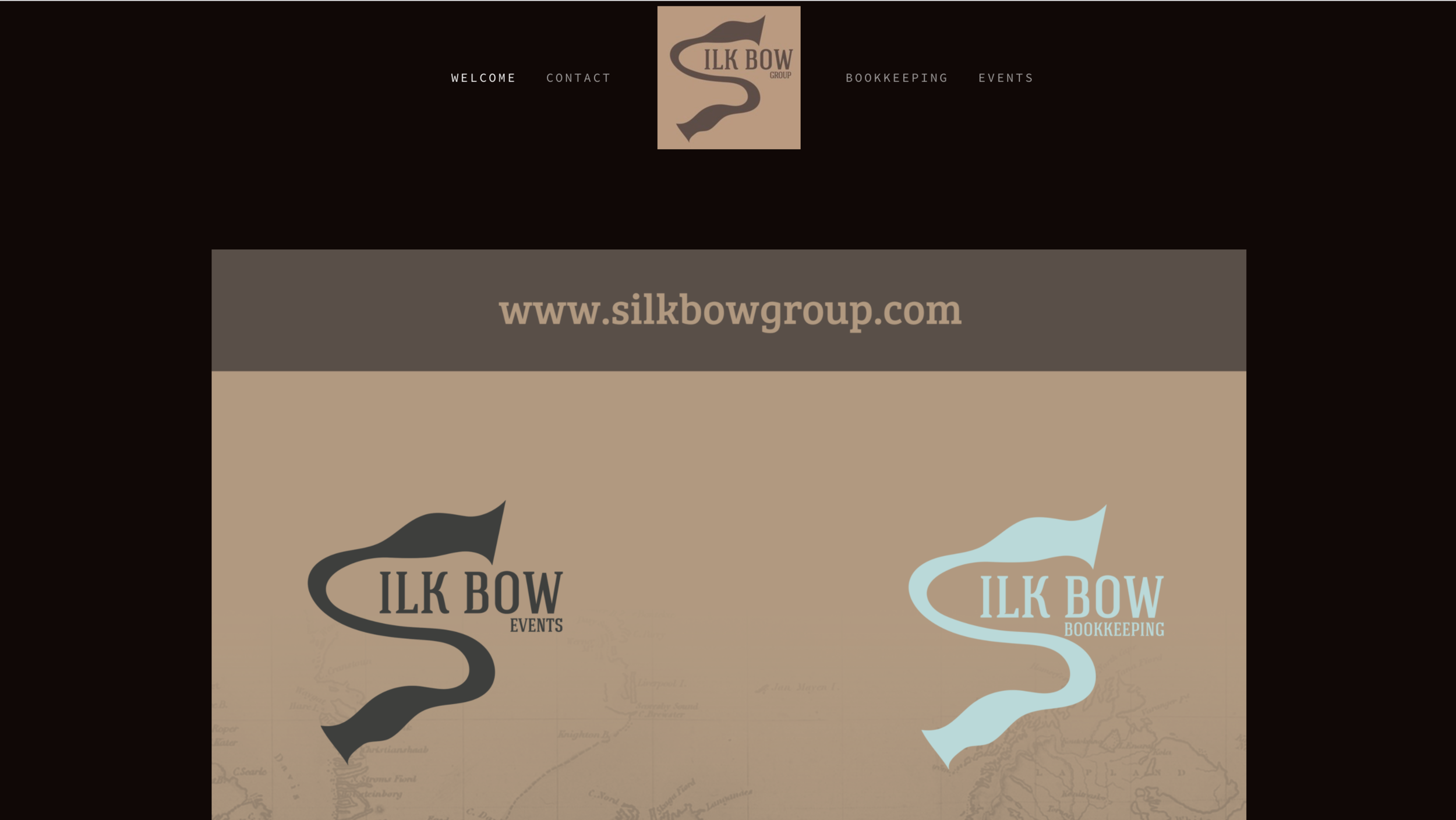 Silk Bow Group - Silk Bow Group is a parent company for Silk Bow Events and Silk Bow Bookkeeping. This site was set up to give basic company details as well as links to the other sites.