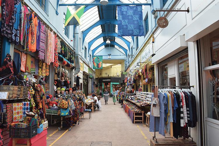 Brixton Street Art & Music Tour - Explore London's biggest Afro-Caribbean community, local markets, street art & music.