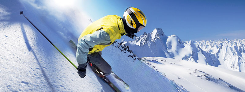 Top of the Ski Resorts - Private jet to the world's best ski resorts for downhill action.View more >>