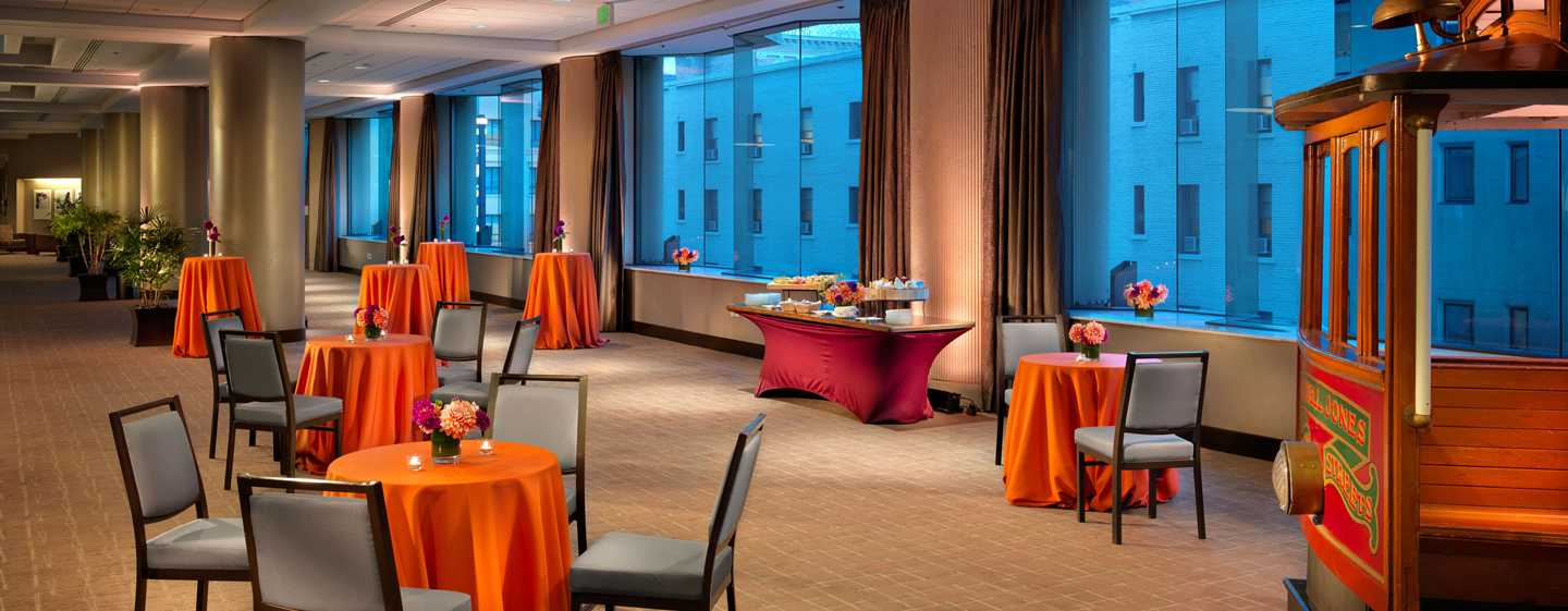 Book St Regis San Francisco for New Year's Eve with Air Partner and Quintessentially