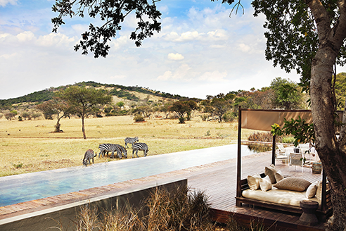 Singita Grumeti, Serengeti, Tanzania - Although not a private island as such, Singita Grumeti earns its place on this list as an exceptional private escape. One of Africa's most prolific wildlife areas, Singita Grumeti is a dream come true for safari lovers.