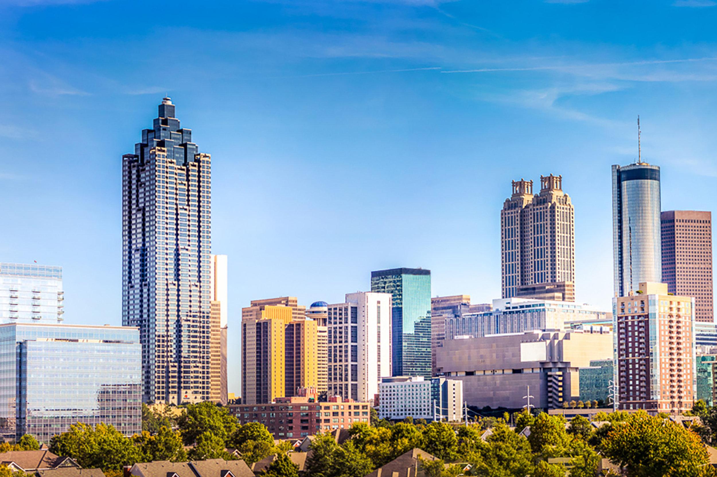Atlanta - Airport: Atlanta Regional Airport - Falcon Field (FFC)