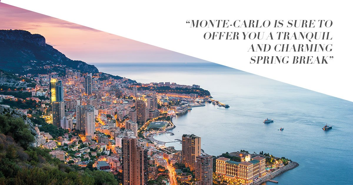 Private jet to Nice, Monte Carlo