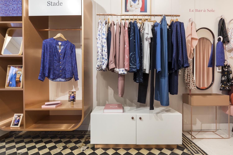 Personnalisation de caisson Ikea pour l'agencement d'espace retail