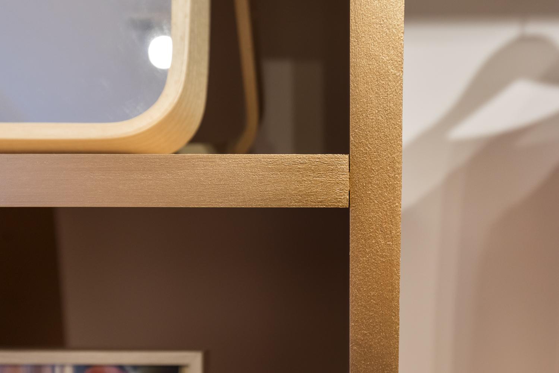Fabrication de meubles présentoirs sur-mesure à Paris