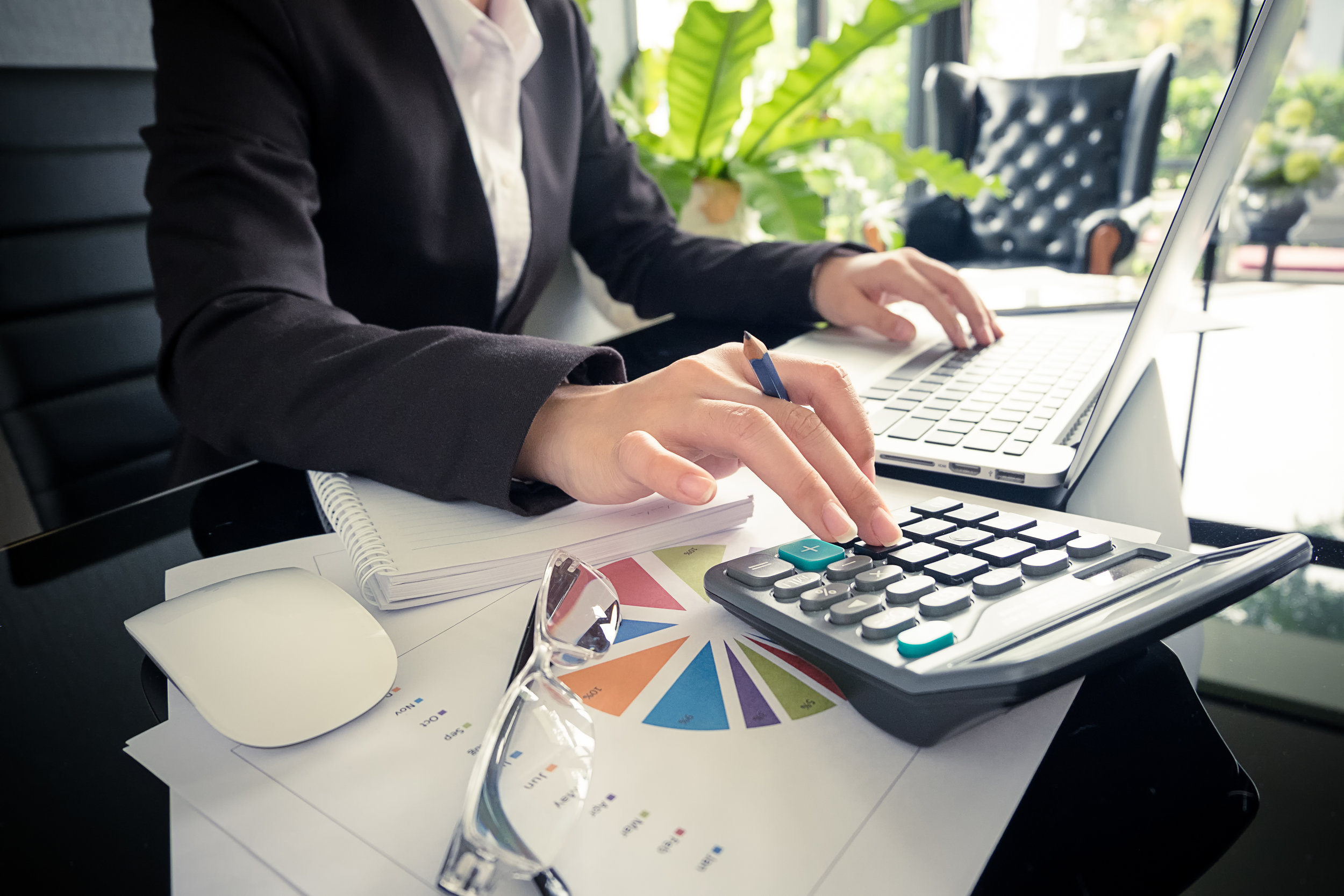 Bookkeeping & Organization - Relieve countless hours in your schedule by letting us track down your receivables and returns. Efficiency is so important when balancing the books and monitoring your incomes. We have tried and true strategies to get your bookkeeping in order for easy management.Hire Us!