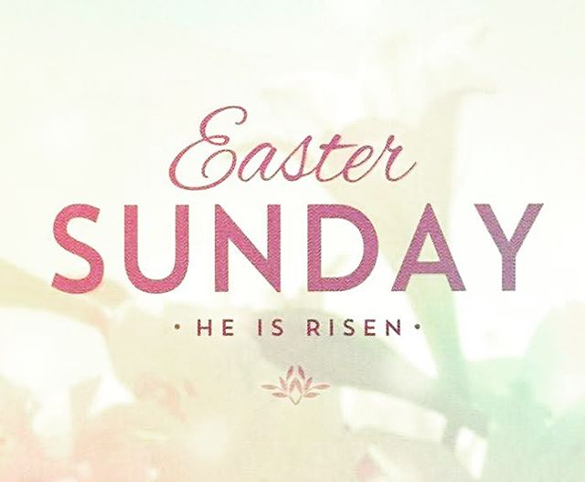 Easter is the time to rejoice and be thankful for the gift of life, love, grace and joy. Have a Blessed Day!