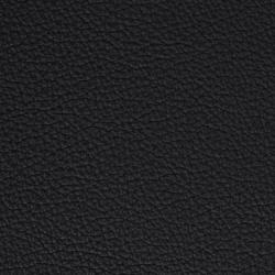 black leather / cuir noir 7600