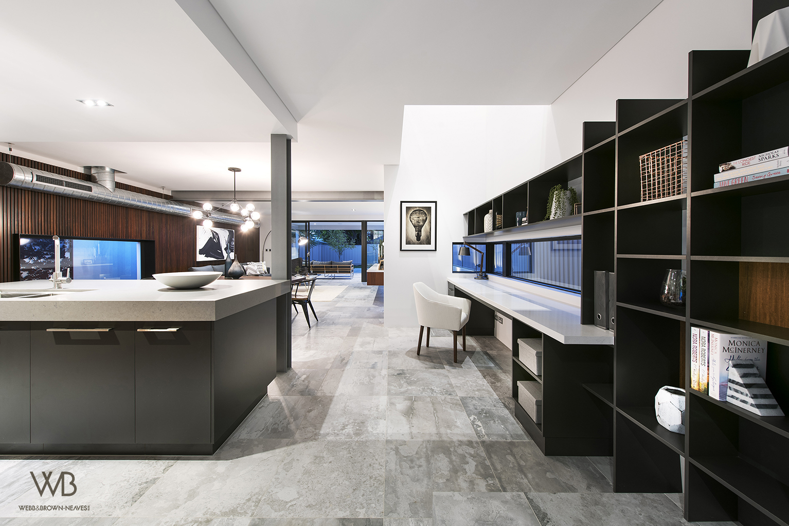 The Tribeca by Webb & Brown-Neaves