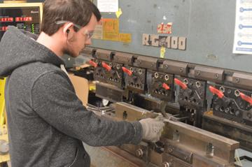Brake Press -