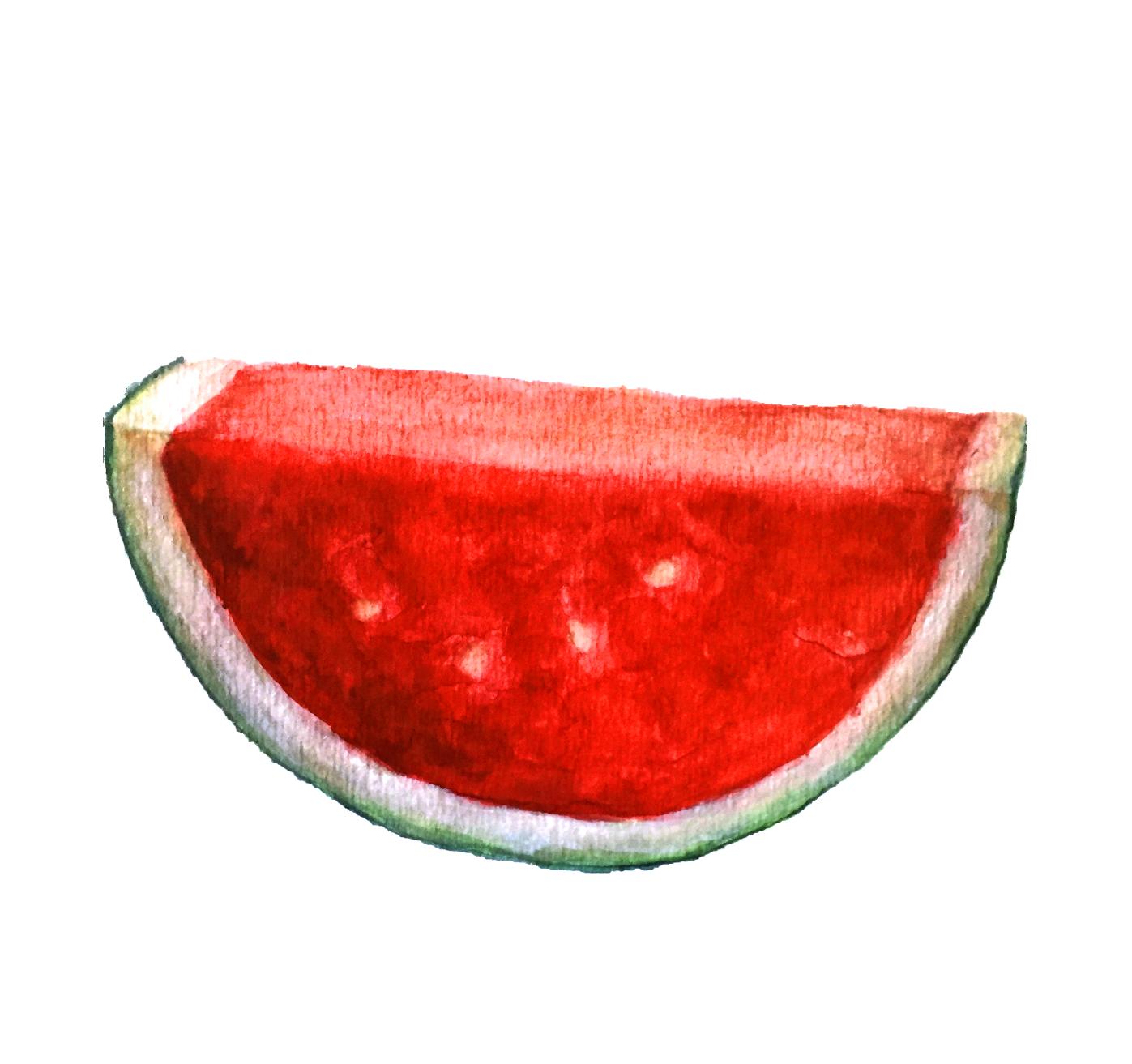 watermelon_watercolor