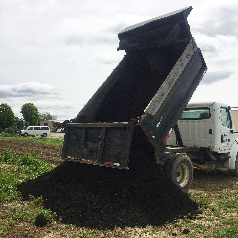 Compost Dump
