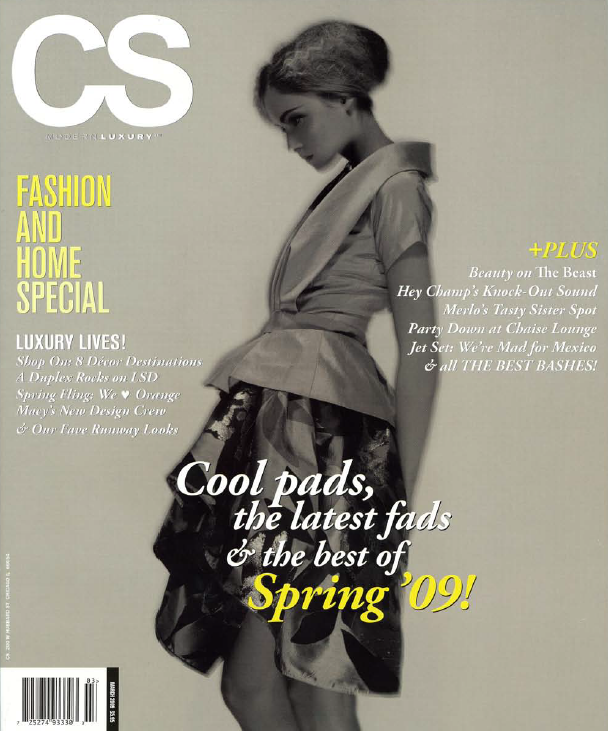 CS Interiors Magazine -