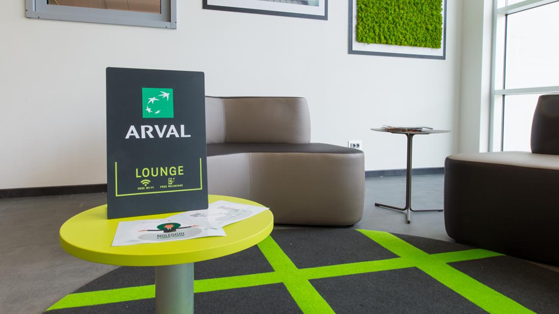 Oltre allo store di Torino, Arval ha aperto 750 centri dislocati su tutto il territorio nazionale con l'obiettivo di offrire assistenza, manutenzione e cura dell'auto (anche a chi ne possiede una di proprietà). ©Arval