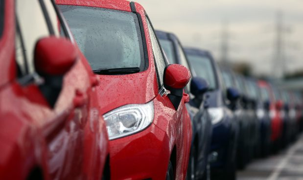 Auto nuove appena uscite dalla fabbrica - Carl Court/Getty Images