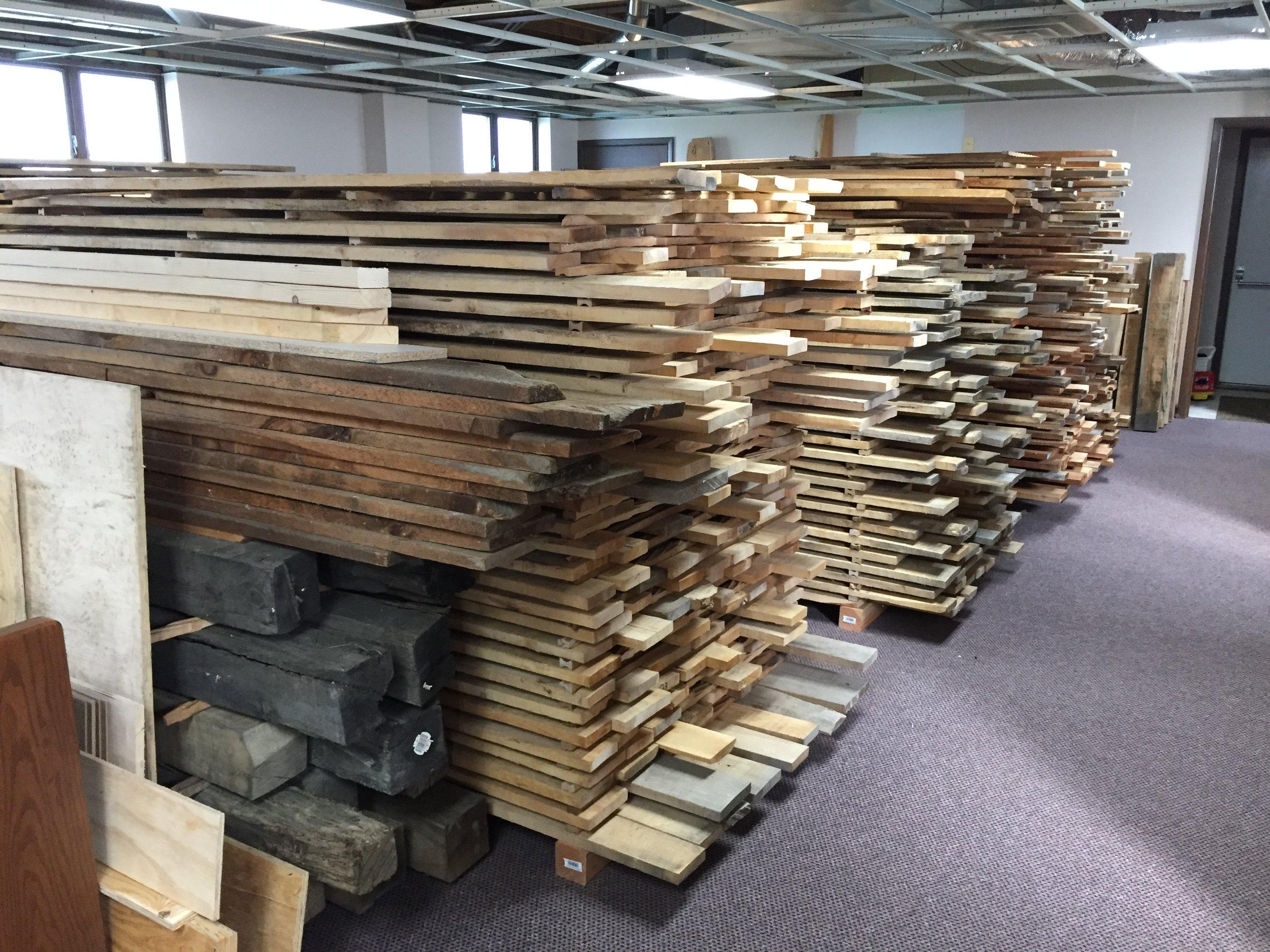 Lumber Library