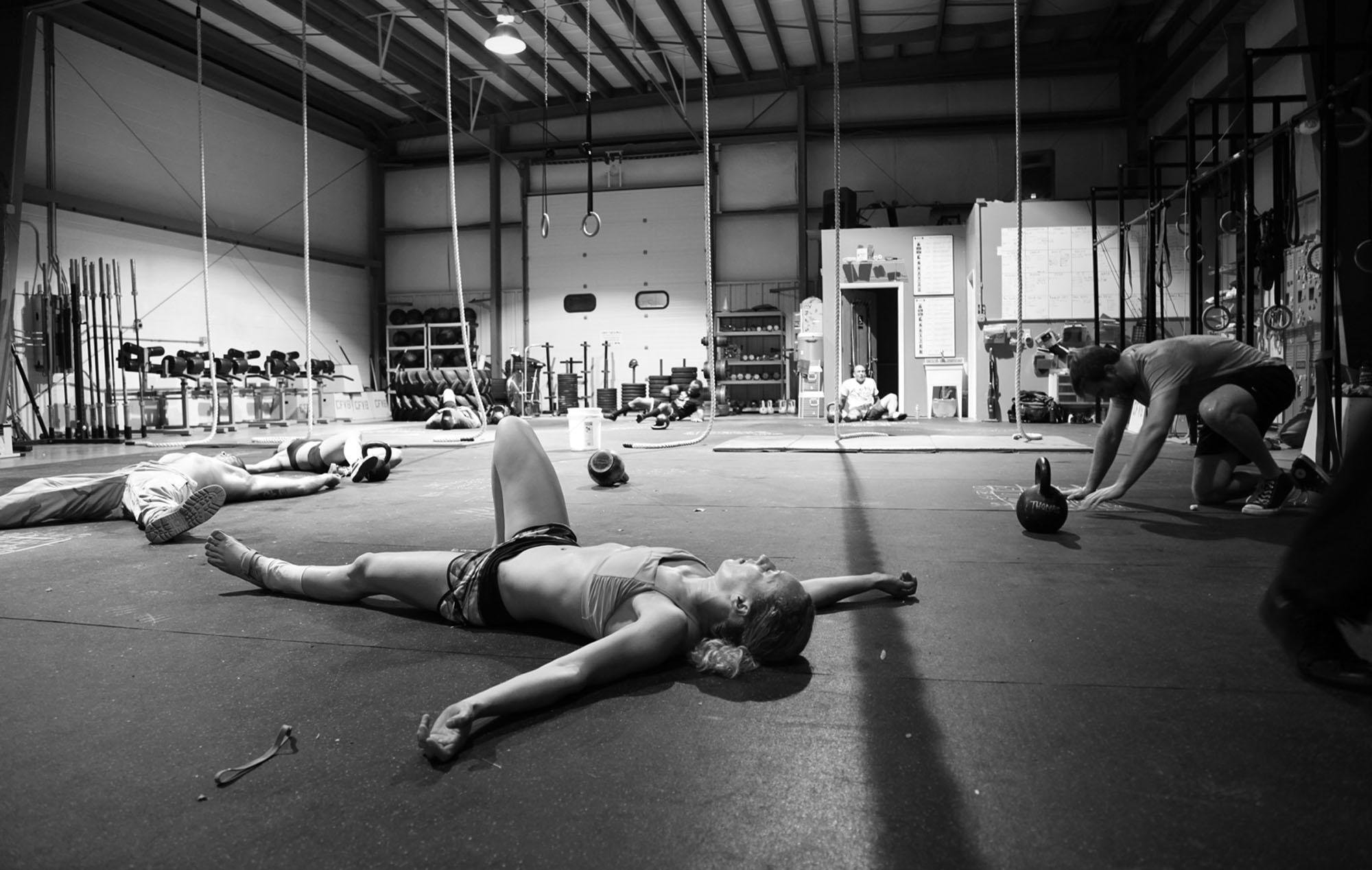 Not every workout has to leave you decimated… but maybe occasionally they should. Within reason, of course.