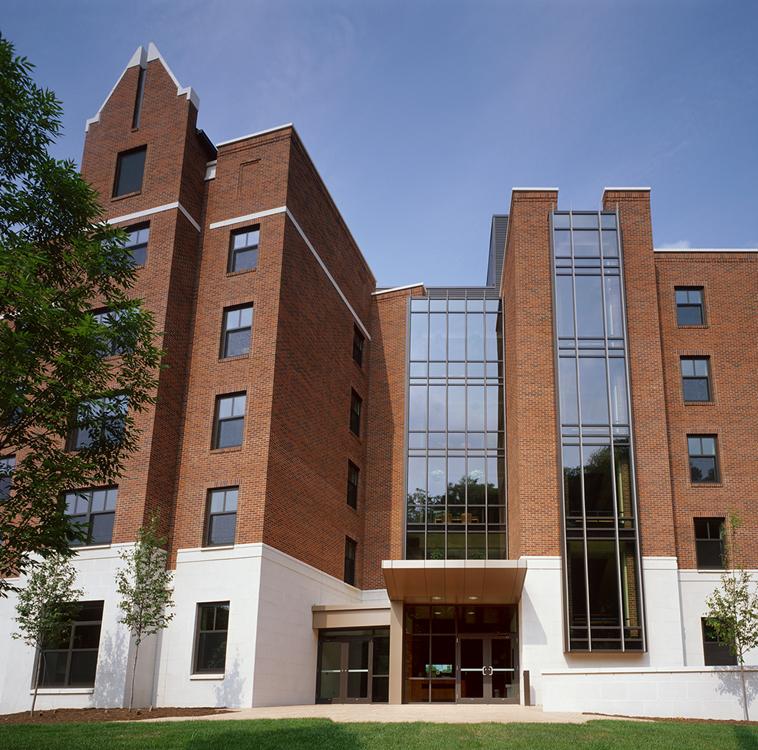 Stever House at Carnegie Mellon