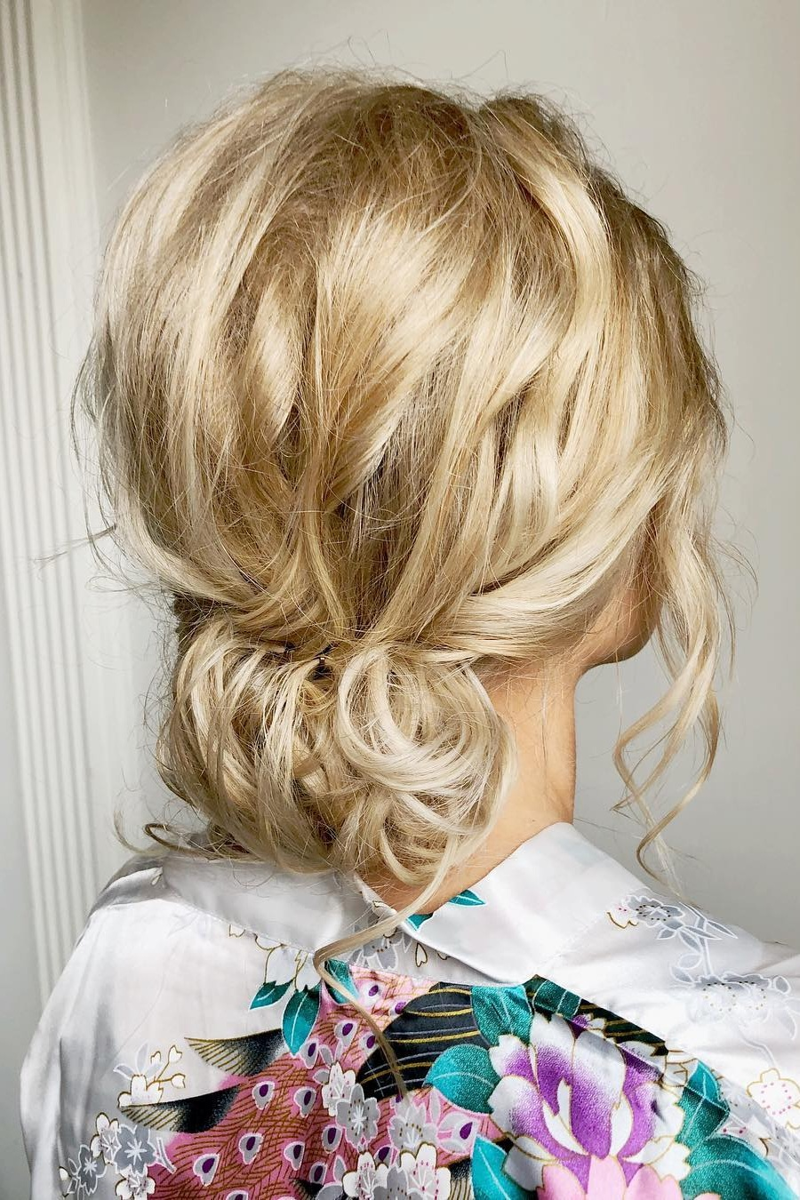 charleston wedding hairstylist