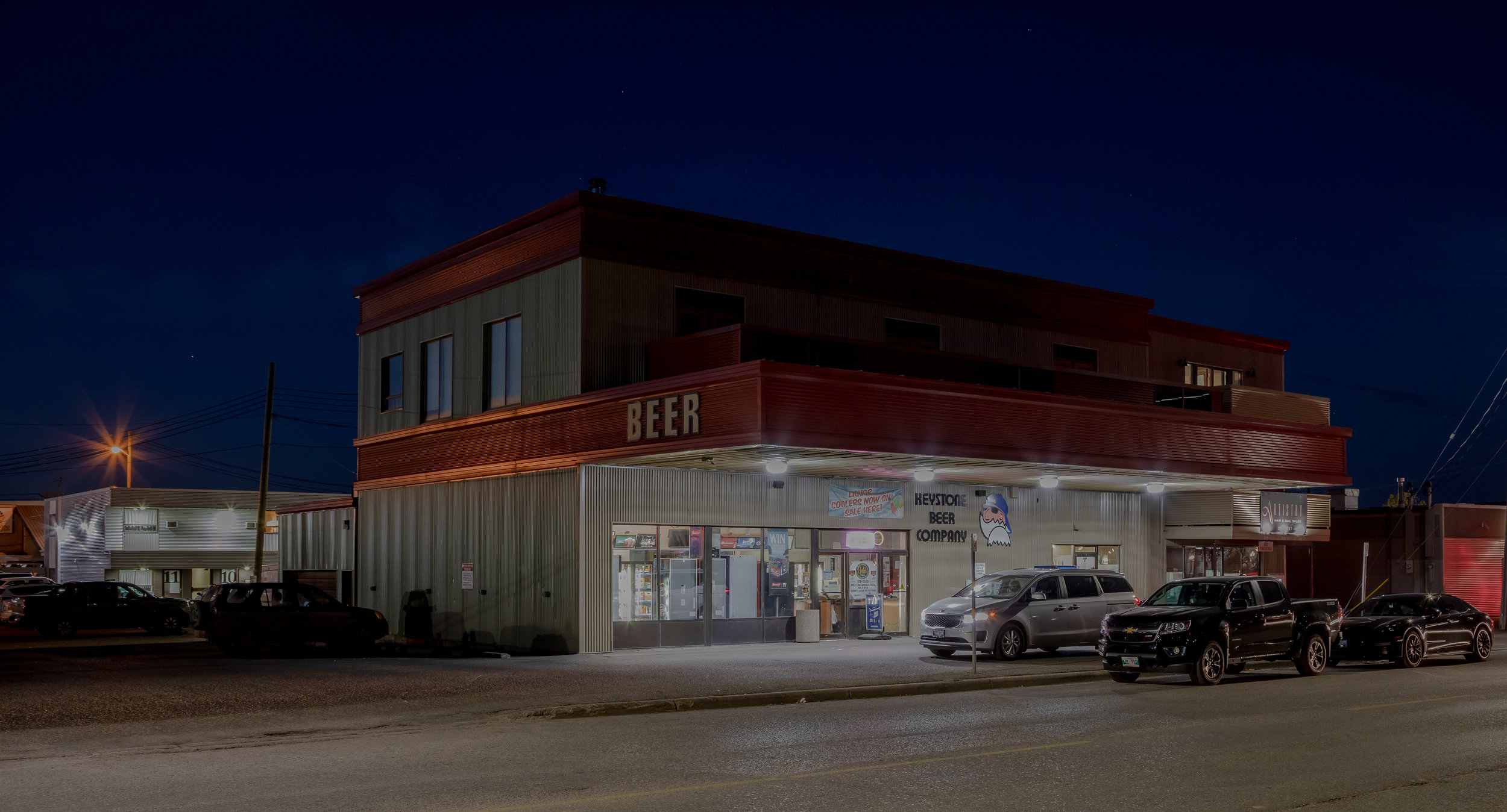 Keystone Beer Company - Thirsty? Visit our self-serve beer vendor! With over 300 different selections of beer, malt coolers, liquor coolers and ciders available, we have one of the largest selections in western Manitoba.