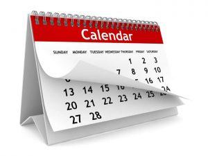Our Calendar -