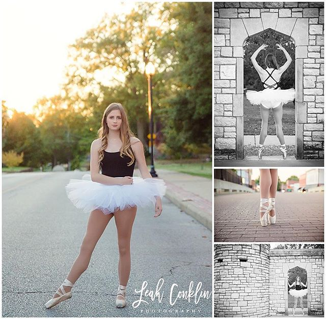 I'm slightly obsessed with these Ballet themed shots. I love tailoring individual sessions & capturing what Seniors want to remember most about this chapter in their lives! @ana_carney