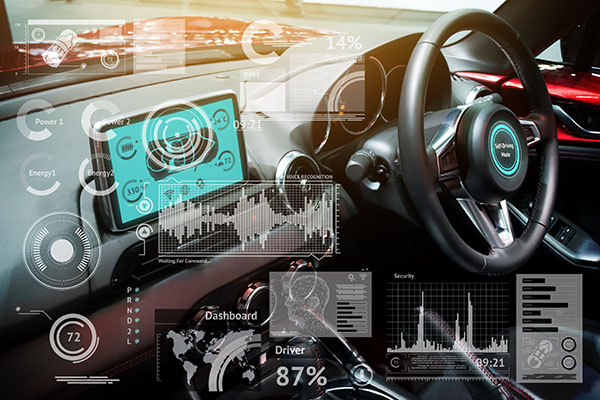 Vehicles Stream MI Data