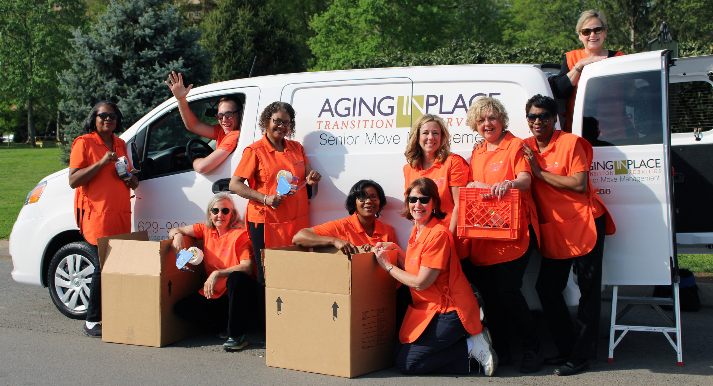 Sara Beth Warne, a member of the National Association of Senior Move Managers, helps your current home or new home meet your changing needs. You don't have to be older to engage Aging in Place services.