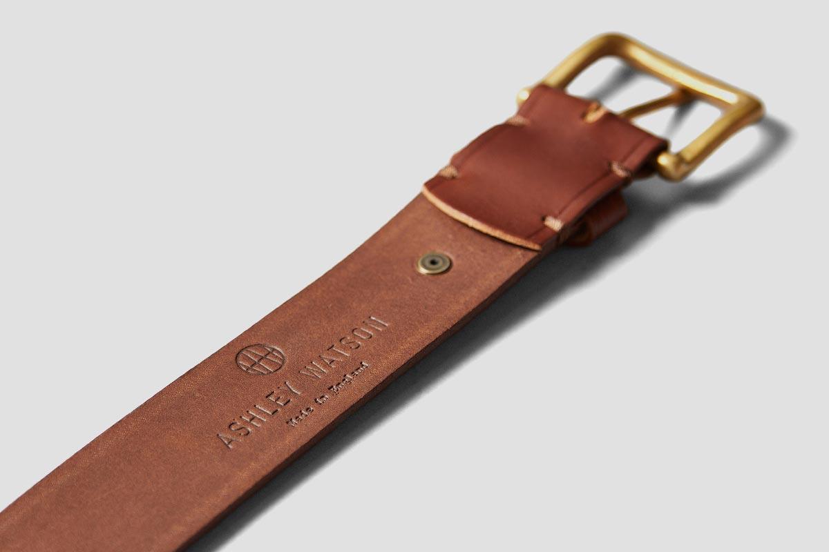 Sealed edges improve durability. Belt for life. Warranty for Life.