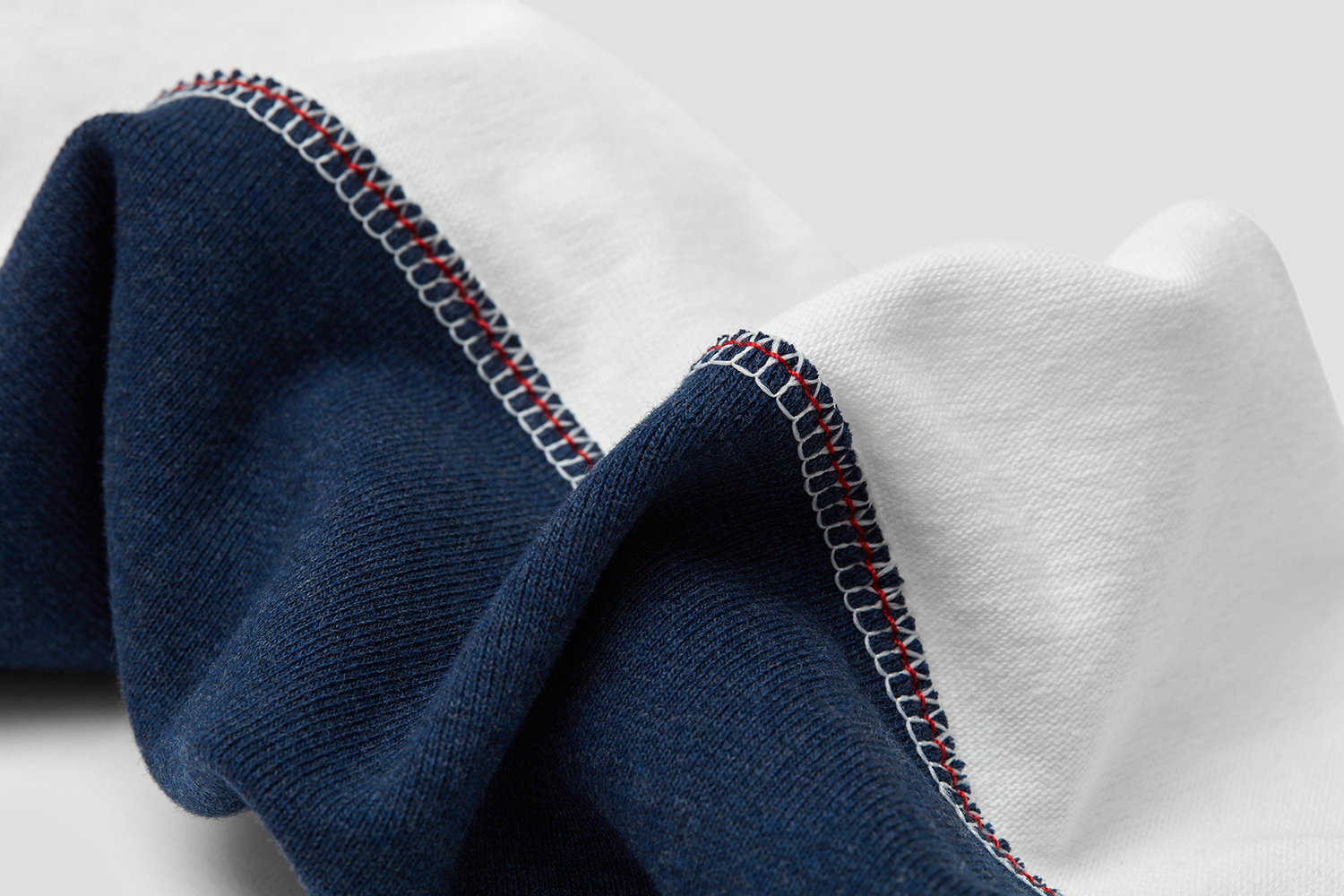 Internal Seam. Quality of construction is second to none.